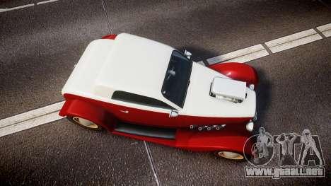 GTA V Vapid Hotknife para GTA 4 visión correcta