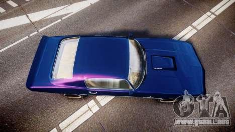 GTA V Imponte Phoenix para GTA 4 visión correcta