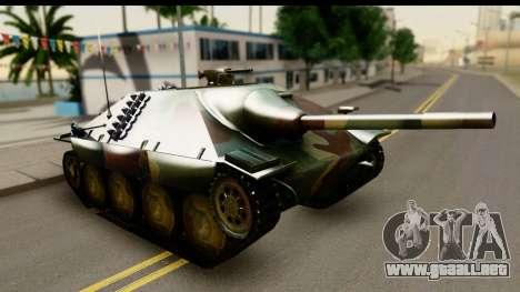 Jagdpanzer 38(t) Hetzer Chwat para GTA San Andreas