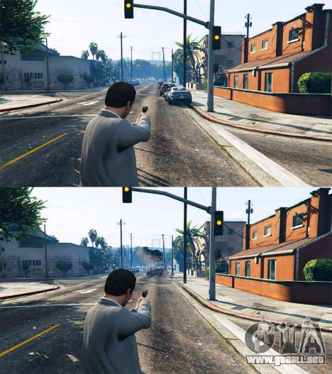 GTA 5 Caída de transporte segunda captura de pantalla