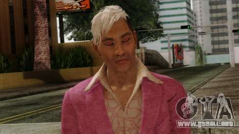 Pagan Min from Far Cry 4 para GTA San Andreas tercera pantalla