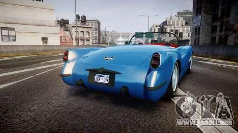 Mafia II Shubert Frigate [EPM] para GTA 4 Vista posterior izquierda