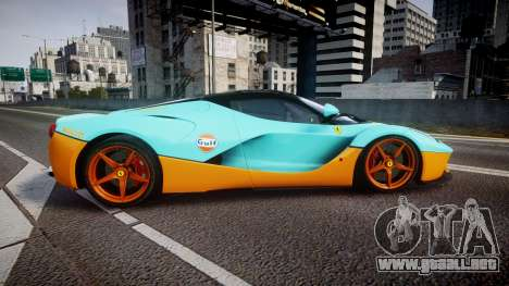 Ferrari LaFerrari 2013 HQ [EPM] PJ1 para GTA 4 left