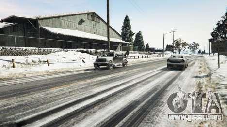 GTA 5 Viaje a North Yankton