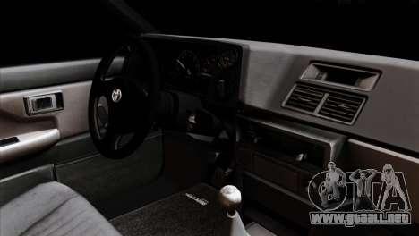 Toyota AE86 para la visión correcta GTA San Andreas