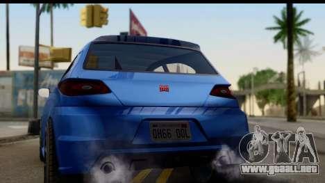 GTA 5 Dinka Blista para la visión correcta GTA San Andreas