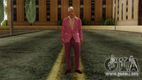 Pagan Min from Far Cry 4 para GTA San Andreas