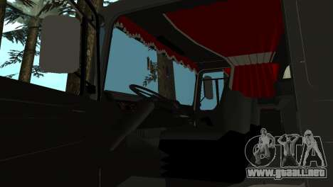 Roman Bus Edition para vista lateral GTA San Andreas