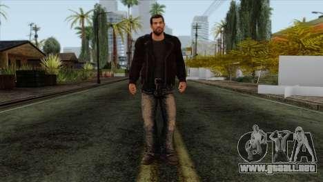 Daniel Garner Skin para GTA San Andreas