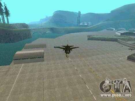 SU 24MR para GTA San Andreas