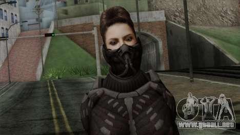 Jefa Suprema from Loquendo Stories para GTA San Andreas tercera pantalla