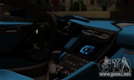 Lykan Hypersport 2014 EU Plate Livery Pack 2 para la visión correcta GTA San Andreas