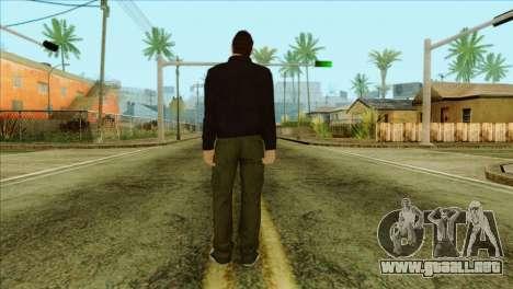 Claude from GTA 5 para GTA San Andreas segunda pantalla