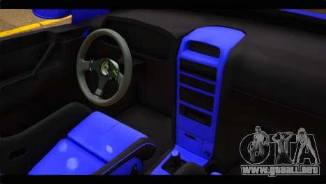 Opel Bertone Cabrio para la visión correcta GTA San Andreas