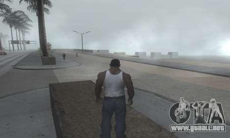 ENB v1.9 & Colormod v2 para GTA San Andreas novena de pantalla