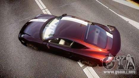 Porsche Cayman GT4 2015 para GTA 4 visión correcta