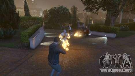 GTA 5 Grand Theft Zombies v0.1a tercera captura de pantalla