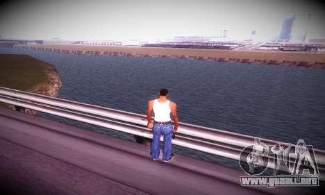 Ebin 7 ENB para GTA San Andreas séptima pantalla