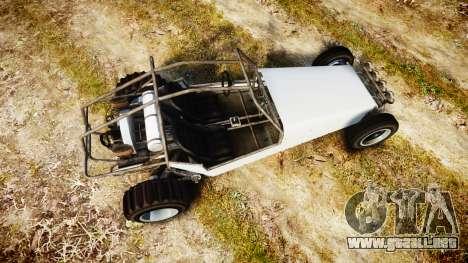 GTA V BF Dune Buggy para GTA 4 visión correcta