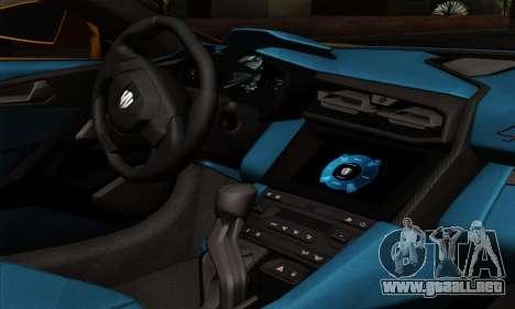 Lykan Hypersport 2014 Livery Pack 2 para la visión correcta GTA San Andreas
