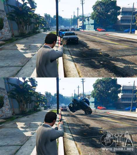GTA 5 Caída de transporte tercera captura de pantalla