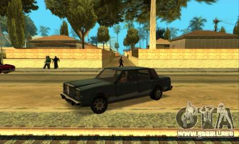 Beta VC Greenwood para GTA San Andreas left