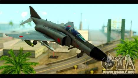 Mitsubishi F-4J JASDF para GTA San Andreas
