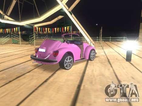 Volkswagen Beetle 1984 para el motor de GTA San Andreas
