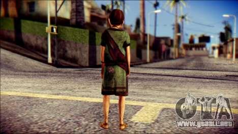 Child Vago Skin para GTA San Andreas segunda pantalla