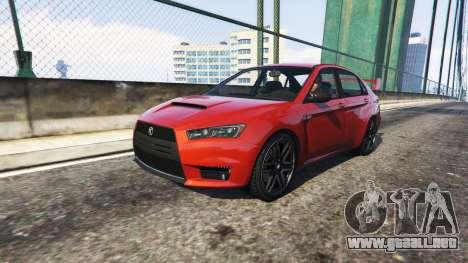 Realista velocidad máxima para GTA 5