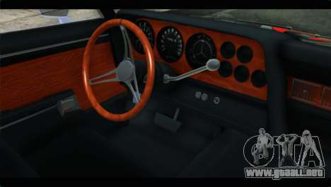 Ford Gran Torino para la visión correcta GTA San Andreas