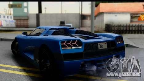 GTA 5 Overflod Entity XF IVF para GTA San Andreas left