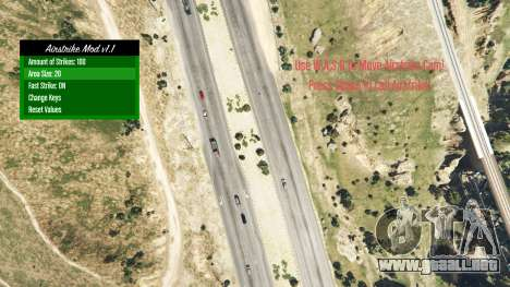 GTA 5 Ataque aéreo v1.1