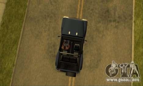 Mesa Final para GTA San Andreas