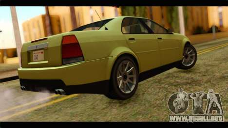 GTA 4 Presidente para GTA San Andreas left