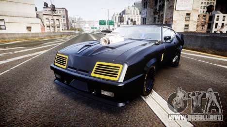 Ford Falcon XB GT351 Coupe 1973 Mad Max para GTA 4