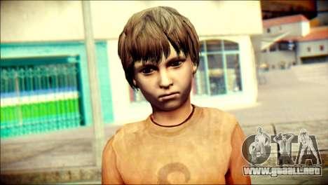 Joshua Shepherd SH Homecomimg para GTA San Andreas tercera pantalla