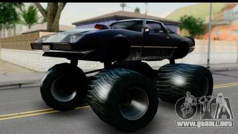 Monster Phoenix para GTA San Andreas