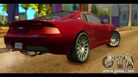 MP3 Dewbauchee XSL650R para GTA San Andreas left