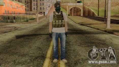 Sniper from PMC para GTA San Andreas
