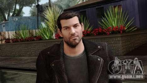 Daniel Garner Skin para GTA San Andreas tercera pantalla