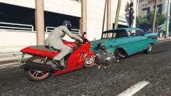 El cinturón de seguridad v1.1 para GTA 5