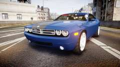 Dodge Challenger RT 2006 Pursuit Vehicle [ELS] para GTA 4