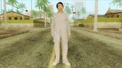 Takedown Redsabre NPC Scientist para GTA San Andreas