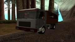 Roman Bus Edition para GTA San Andreas