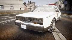 GTA V Albany Police Roadcruiser
