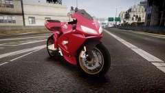 Honda CBR600RR para GTA 4