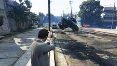 Caída de transporte para GTA 5