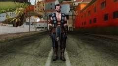 Sub-Zero Skin Mortal Kombat X para GTA San Andreas