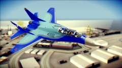 Mikoyan-Gurevich MIG-29K UB 341 Blue